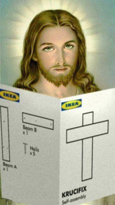 jesusikea